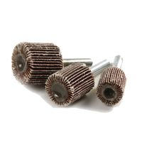 Mounted Abrasive Flap Wheel for Stainless Steel Pipe Polishing thumbnail image
