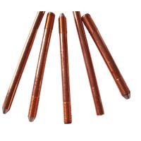 Thin Copper Earthing Rod thumbnail image
