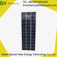 BAOWEI-100-36P Polycrystalline Solar Module
