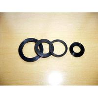 Self-adhesive rubber sillicone gasket
