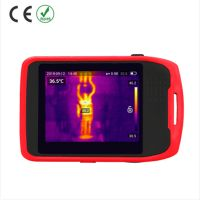Uni-T UTi120T Pocket IR Thermal Imager Camera 3.5inch LCD Touchscreen -20C-400C WiFi Connectivity thumbnail image