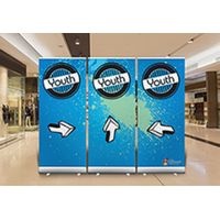 Double Sides Print Banner Media for Pop Up Roll Up thumbnail image