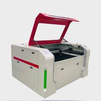 Factory Supply Working Area 1300900mm Co2 Mini Laser Cutting Engraving Machine thumbnail image