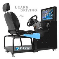X5 integrated driving simulator