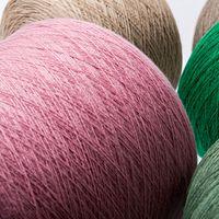 15% Cashmere 85% Cotton 2/28Nm thumbnail image
