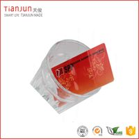 Printing PVC Business Clear Card thumbnail image