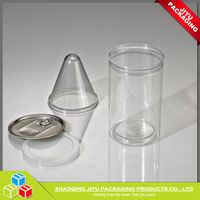 1000ml Factory direct food grade PET plastic container bottle