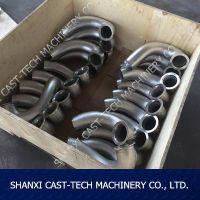 Investment Casting Stainless Steel Pipe Fittings