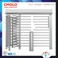 Pedestrain & Bicycle Fully-Auto Type Full Height Turnstile (CPW-251ABF01)