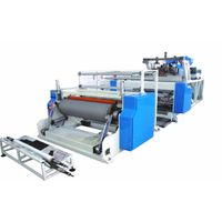 Automatic High Speed Three Layer Or Five Layer Stretch Film Cling Film Production Line