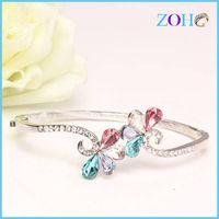2016 fashion bracelet fashionable joker jewelry flower bangle acceessories thumbnail image