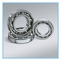 Factory Price High Quality Single Row Deep Groove Ball Bearing 6200