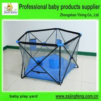 Hot Sell 5 Sides Baby Playpen With ASTM Certificate