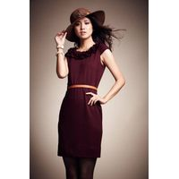 Ladies Fashion Grenadine-Mopping Dress