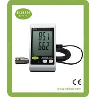 External Probe temperature humidity data logger