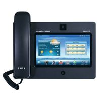 Grandstream GXV3175 v2 7' touch screen SIP IP VOIP OFFICE WIFI Video PHONE TELEFONE IEEE Spanish mul