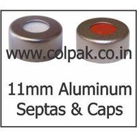 11mm Crimp Neck Aluminium Caps Septas thumbnail image