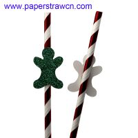 Artistic Paper Straw for Parties