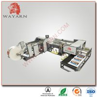 Woven bag cutting machine sewing machine printing machine all in one thumbnail image