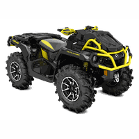 2017 Can-Am Outlander XMR 1000