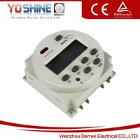 YX-804 16A AC DC electronic timer switch