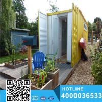 Fresh Plans Light Steel Frame Fold New Shipping Container House thumbnail image