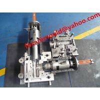 China PVC tee mold collapsible thumbnail image