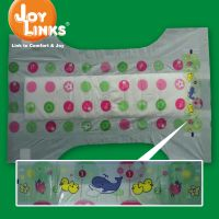 PE Backsheet Diaper of Baby with Colorful Package