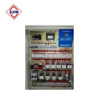 Tower Crane RCS and LVF Electrical Control Panel Box for Hoist Mechanism