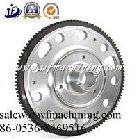 Grey Cast Iron Schwinn Spin Bike Flywheel/Custom Flywheels thumbnail image
