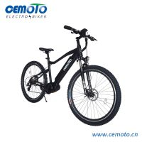 mid motor electric bicycle