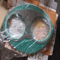 Mitsubishi concrete pump wear plate and cutting ring