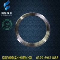 Stainless steel PTFE metal spiral wound gasket thumbnail image