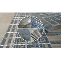 Fabricated Mild Steel Grating