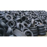 Used Car Tires/Tyres Scrap from South Korea