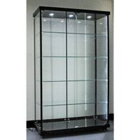 toughened glass cabinet, glass display showcase thumbnail image