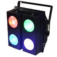 4X80W RGB COB LED Audience Light Blinder Light thumbnail image