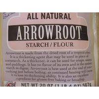 Thai Origin arrowroot starch and arrowroot flour thumbnail image