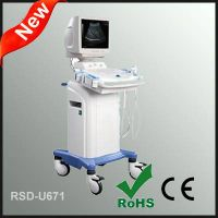 Trolley Ultrasonic Diagnostic System