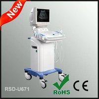 Trolley Ultrasonic Diagnostic System