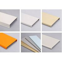 Aluminium Ceiling Tile C Strip