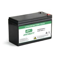 LiFePO4 12.8V 7.5Ah Battery Pack thumbnail image