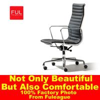 Office furniture Leather Executive Chair Eames High Back Office Chair from Fuleague thumbnail image