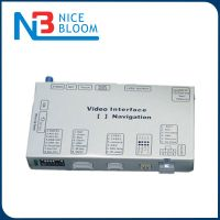 Multimedia interface for Non MMI Audi A4 A5 Q5 with built-in GPS navigation and parking assist syste