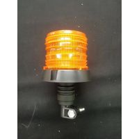 LED Beacon 10W Strobe Warning Light w/Spigot Bracket thumbnail image
