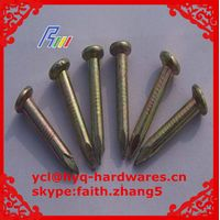 concrete nail factory from china manufacture