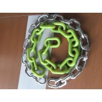 Plastic-Coated Steel Link Chain