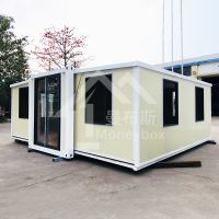 CE certification container housing unit,prefabricated hotel,prefabricated residential houses thumbnail image