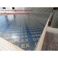 18mm Concrete construction panel wood