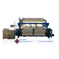 GA738-II underneath type electronic dobby towel loom, rapier towel weaving loom